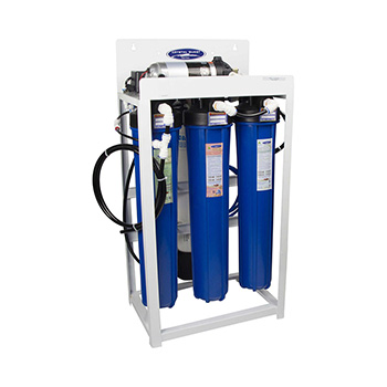 small commercial reverse osmosis filter